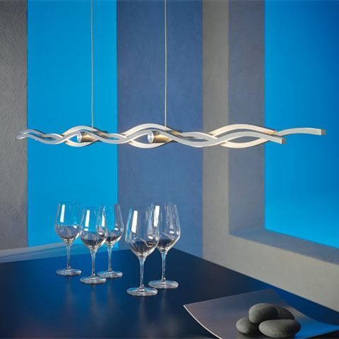 Escale Silk Leuchten in vielen Größen und Varianten