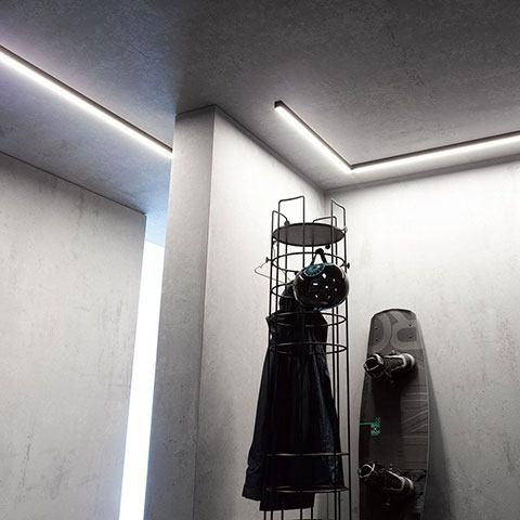GERA Leuchten Deckenleuchte 40x40 Leuchten in vielen Größen und Varianten