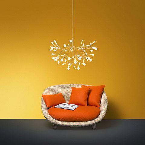 Moooi Heracleum Leuchten in vielen Größen und Varianten