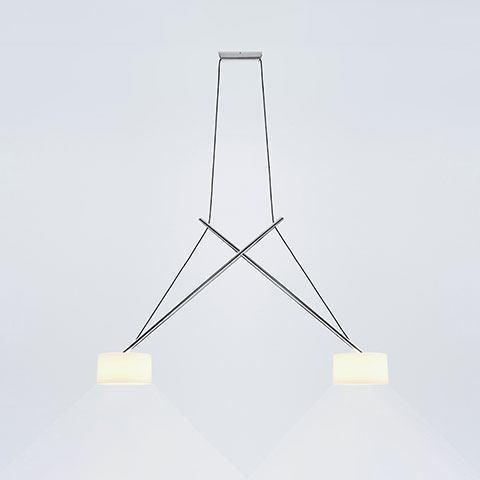Serien Lighting Twin Leuchten in vielen Größen und Varianten