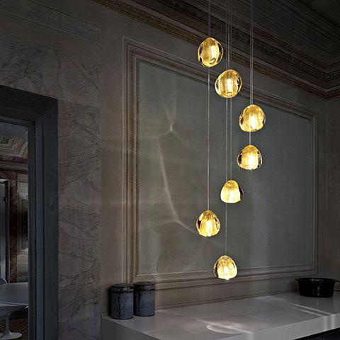 Terzani Mizu Leuchten in vielen Größen und Varianten