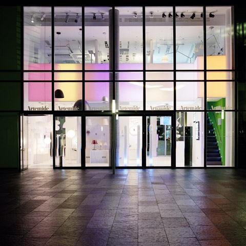 Artemide Showroom FFM