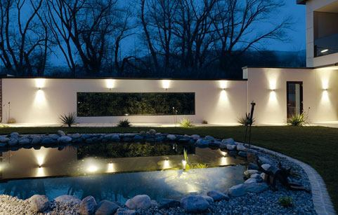 Lichtberatung Referenz Außenbereich