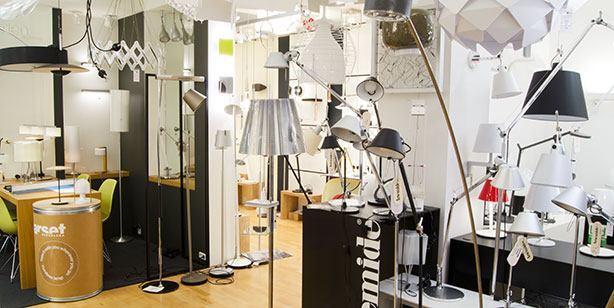 Lichteck Mannheim Showroom 1